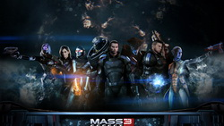 шепард, sci-fi, games, shepard, Mass effect, extended cut, mass effect 3