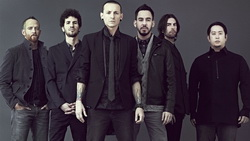 chester bennington, phoenix, mike shinoda, rob bourdon, promo 2012, Linkin park, brad delson ...