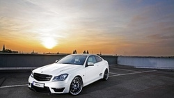 amg, c 63 amg, Auto, mercedes benz, vaeth, с 63, vaeth mercedes-benz, cars, сoupe ...