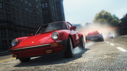 гонка, need for speed most wanted 2, porsche, классика