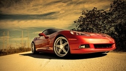 roads, транспортные средства, дороги, cars, Corvette Z06, General Motors, Автомобили, Corvette, vehicles ...
