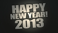 New Year, 2013, Новый год, Happy New Year