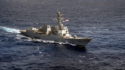 uss stockdale (ddg 106), guided-missile destroyer