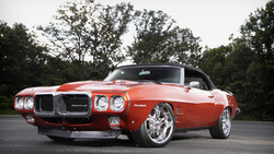 фаербёрд, muscle car, firebird, понтиак, 1969, pontiac