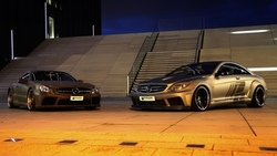 mercedes, tuning, proir, cl, sl