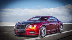 Bentley Continental GT, Mansory, tuning, тюнинг