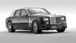 автомобилей, Rolls Royce Phantom, Rolls Royce, cars