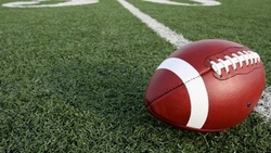 grass, american football, american, ball, football, pitch