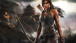 crystal dynamics, Tomb raider, square enix, лара крофт, lara croft, reborn