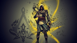 assassin, edvard kenway, assassins creed 4 black flag, эдвард кенуэй