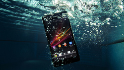 zr, sony, xperia, waterproof, mobile