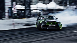 long beach, дрифт, ford mustang, formula drift, занос