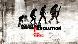 evolution becomes revolution, восстание планеты обезьян, rise of the planet of the apes ...