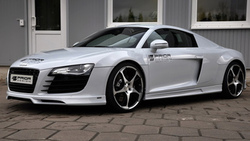 tuning, prior design, 2000x1277, car, audi r8 carbon limited edition, машина ...