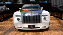 rolls-royce, car, wite