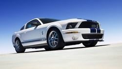 ford, widescreen, cobra gt500, shelby, auto wallpapers, mustang
