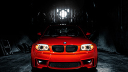 morr wheels & icarbon, bmw 1m, оранж