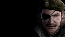 metal gear solid, rising, big boss
