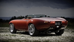 eagle, speedster, ягуар, jaguar, e-type