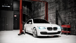 750li, 7series, auto, фото, wallpapers, bmw, cars, стоянка, тачки, гараж, tuning cars, обои, wallpapers auto ...