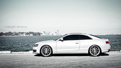 us-spec, 3.2, white, audi, 360 three sixty forged, coupe, ауди, белый, a5