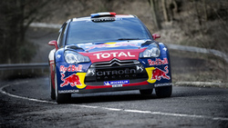 wrc, red bull, loeb, rally, лёб, ds3, citroen, ралли