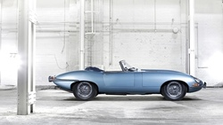 jaguar e-type, car, 4.2 coupe, авто, машина, 1961