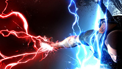 game, infamous 2, wallpapers, молнии