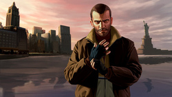 игры, GTA 4, GTA IV, grand theft auto, grand theft auto 4, нико, беллик, Niko, Bellic ...