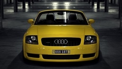 обои, обои авто, roadster, cars, cars wall, 1.8, auto wallpapers, tt, 5v turbo, auto, вид с переди, audi wallpapers, parking ...
