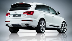 машина, audi q7 abt, tuning, facelift, car