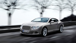 gt, скорость, continental, bentley