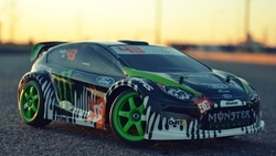 drift, ford fiesta, ken block