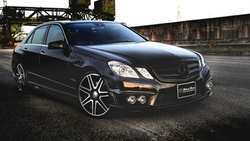 sport, black, e-klasse, wald, car, edition, mercedes, black, wallpapers, tuning, line, benz ...