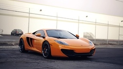 beautiful, car, mp4-12c, supercar, orange, автомобиль, wallpapers, обоя, mclaren ...