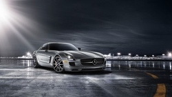 car, amg, autowalls, мерседес, mercedes sls, supercar
