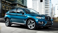 wallpapers, bmw x6, обоя, xdrive35i, 2012, new, синяя, car, автомобиль