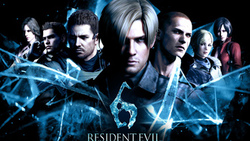 biohazard 6, leon scott kennedy, resident evil 6, jake muller, chris redfield, resident evil ...