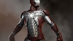 artwork, iron man, marvel comics, concept art