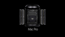 mac, mac pro, apple, черный