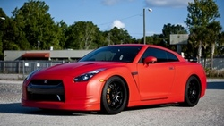 black, nissan, red matte, матовый, gtr, wheels, ниссан, гтр, красный