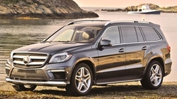 гл, mercedes-benz, gl, 550, передок, вода, джип, мерседес, берег