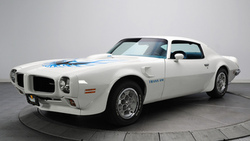 автомобиль, белый, понтиак, 1973, trans am, firebird, pontiac