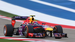 united states gp, formula one, red bull, race, формула 1, mark webber, f1, болид ...
