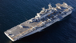 корабль, uss boxer, оружие, multipurpose amphibious assault ship