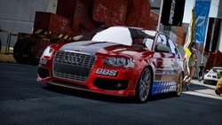 SHIFT 2, Audi S3, tunning