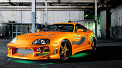 toyota, supra, тюнинг, tuning, fast-and-the-furious