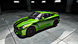 Need for Speed, SHIFT 2, Nissan GT-R, tunning