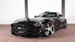 sls, v-8, tuner, mec design, coupe, amg, germany, диски, mercedes-benz, мерседес ...