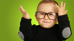 style, happy , funny , kid, children, smile , eye glasses, смешно, baby boy , child ...